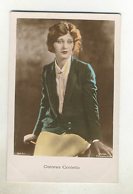 Film  Actress.gallet.dolores Costello Ref 1247/1  Date Unknown