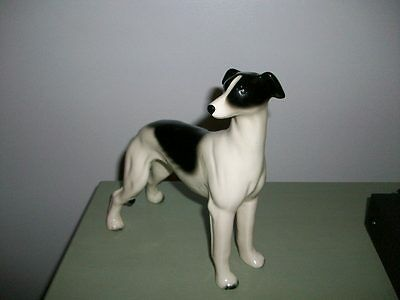 Vintage Coopercraft Dog - Greyhound.