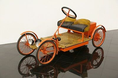 1924 Other Makes Auto Red Bug 703 Electric Buckboard 1924 Auto Red Bug 703 Electric Buckboard