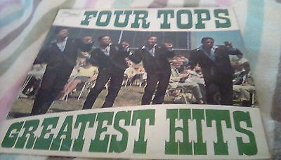 Four Tops Greatest Hits - Stml 11061 - Ex-