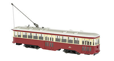 Bachmann G-Scale 91703 Toronto Peter Witt Streetcar 1:29th Scale