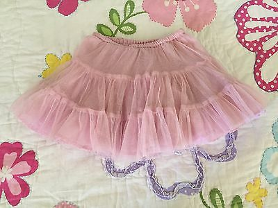 Old Navy Toddler Girl Tutu Skirt size 4T pink