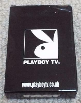 Playboy TV - Pack of Glamour Pin Up Pictorial Playing Cards