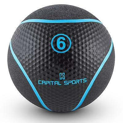 PROMO MEDECINE BALL EXERCICES PHYSIQUES ABDOS ENTRAINEMENT FITNESS Training 6KG
