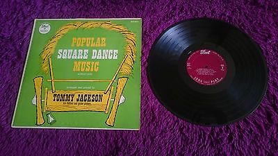 Tommy Jackson ‎– Popular Square Dance Music ,  Vinyl, LP, US , DLP 3015