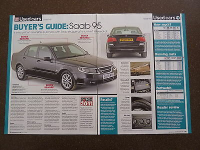SAAB 95 (2001-11) - Buying Guide Article