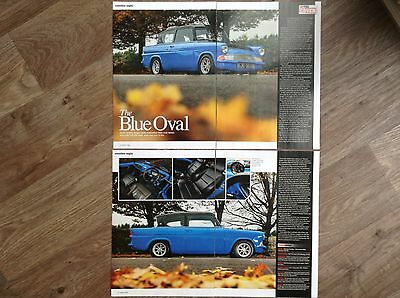 FORD ANGLIA 1600 Sport Crossflow - Classic Modified Test Article