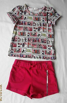 h&m girls out fit age 4-6 years