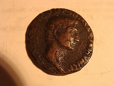 Authentic Ancient Roman Bronze !