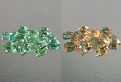 Best Green/Purple Red ALEXANDRITE Oval Cut 3.8x2.5mm