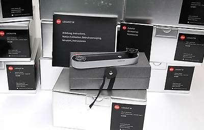 NEW! Leica Leicavit M Silver NEW boxed 14008 for Leica MP, M7, M6, M4-P and M4-2