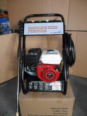 Petrol Power Washer 2800 Psi 12 Month Warranty Draws From Drum