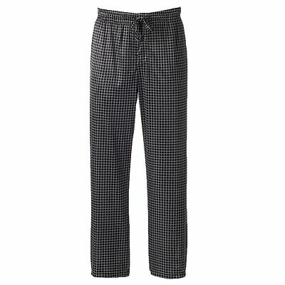 XL Mens Pajama Pants NEW NWT Croft & Barrow Lounge Pant Silky PJ Bottoms X LARGE