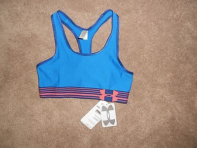 Girls Youth L Under Armour Fitted Sports Bra