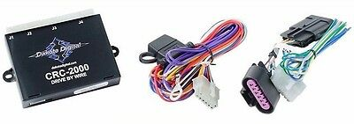 Cruise Control For GM LS Drive-by-Wire VSS with Screw-in Handle 3 CRC-2000-3