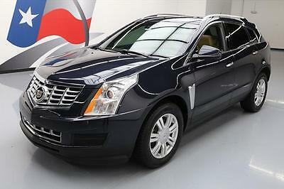 2014 Cadillac SRX Luxury Sport Utility 4-Door 2014 CADILLAC SRX LUXURY PANO ROOF HTD SEATS NAV 44K MI #577508 Texas Direct