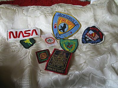 Badges Patches  Small Group