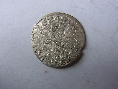 Old Medieval Silver  Coin