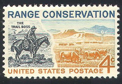 USA 1961 Horses/Cattle/Nature/Animals/Farming 1v n29206