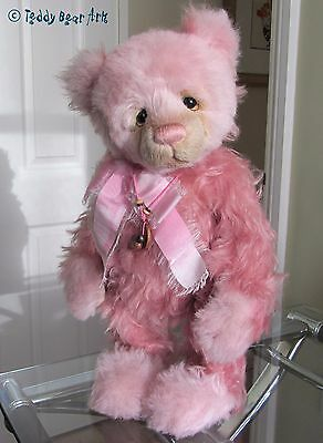 Charlie Bears GLADRAGS - New Isabelle Mohair and Alpaca Bear