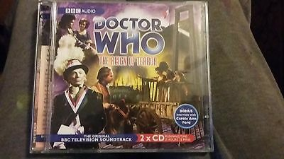 "Dr Who ""The Reign Of Terror""  BBC Audio CD - good cond"