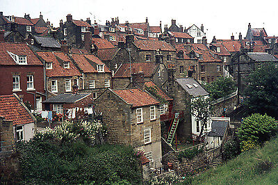 ScenicPic:- Cottages at Robin Hoods Bay