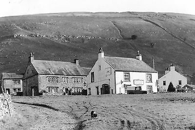 ScenicPic:- Post Office at Buckden village (Wharfedale)