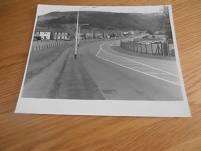 Original 1986 photo,Entrance to BSC, Steelworks,Port Talbot