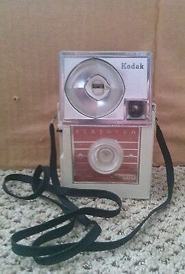 Kodak Hawkeye Flashfun Vintage Camera 127 Film