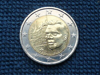 2 €  Luxembourg  2007