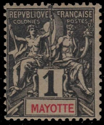 """MAYOTTE 1 - Navigation and Commerce """"Keyplate"""" (pa12696)"""
