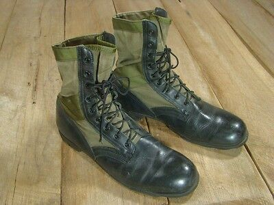 VTG Post Vietnam War Jungle Boots-RO Search-12-Wellco
