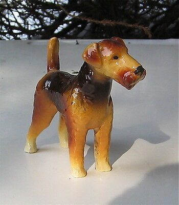 Vintage Lakeland Terrier Figurine Goebel West Germany