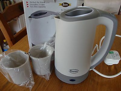 Swan Travel Kettle (Boxed}