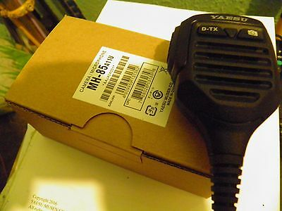 Yaesu MH-85A11U Speaker Microphone With  Camera For FTM-400/FT1D/FT2D      NEW