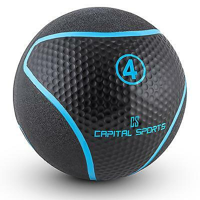 PROMO MEDECINE BALL EXERCICES PHYSIQUES ABDOS ENTRAINEMENT FITNESS Training 4KG
