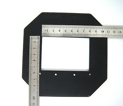 """DURST FEMOMASK Size for 6x9cm One (1) Mask Part for Durst 4x5"""" Carrier  ---M10."""