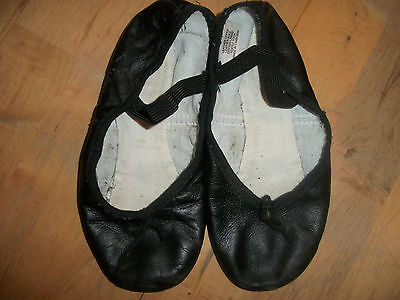 Size 4 Leather dance shoes