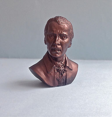 Christopher Lee as Dracula Bronze Effect  Bust.
