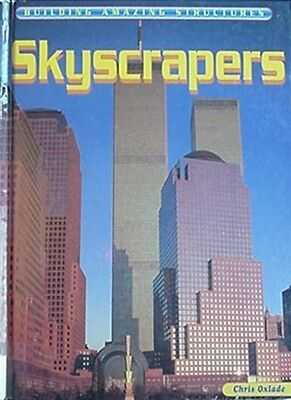 Skyscrapers, 2001 Book (World Trade Center Cvr