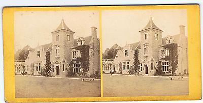 Stereoview - Portishead Rectory Somerset