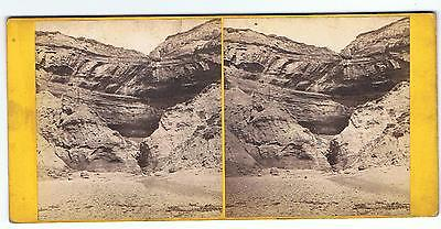 Stereoview - Black Gang Chine  Isle Of Wight