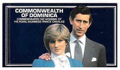 Commonwealth Of Dominica Commemorates The Wedding Of Hrh Prince Charles