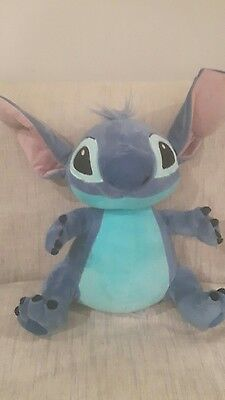 Large STITCH from lilo and stitch official Disney soft toy.