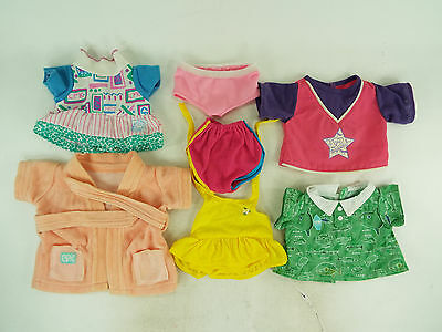 Cabbage Patch Kids CPK Doll Clothes Clothing Lot Designer Line ?