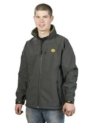 JRC New TEMPEST Soft shell  Fishing Angling Jacket Bargain, LARGE RRP £89.99