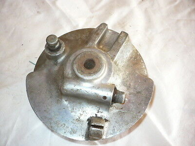 Honda Ss50 Brake Plate And Shoes