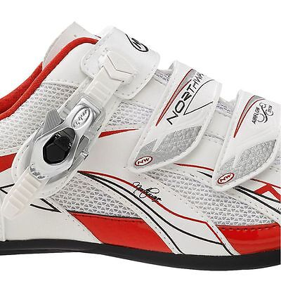 Northwave Venus SBS Women's Road Cycling Shoes White / Red EU 36