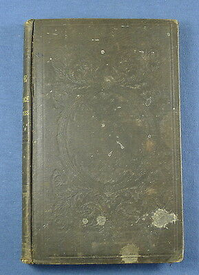 1846 Phrenology Book Love and Parentage by O S Fowler, for Lovers & The Married