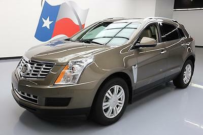 2014 Cadillac SRX Luxury Sport Utility 4-Door 2014 CADILLAC SRX LUX PANO ROOF NAV REAR CAM HTD SEATS! #597197 Texas Direct